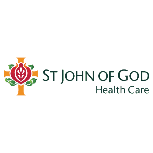 St John of God Health Care logo