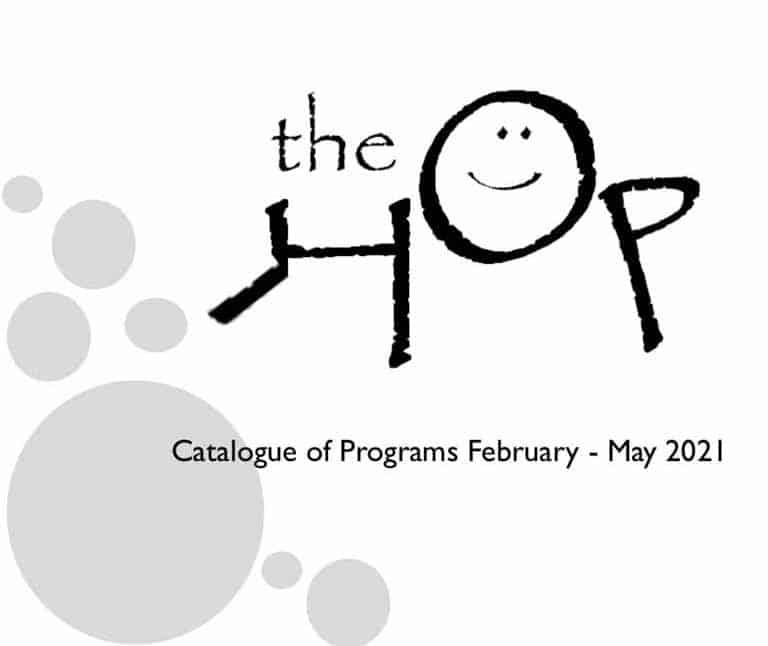 HOP catalogue of programs